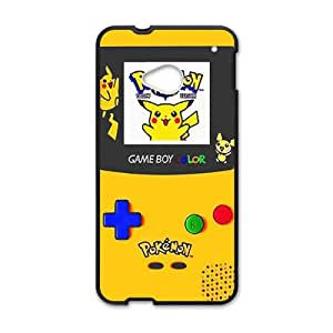 Pokemon game Console Cell Phone Case for HTC One M7