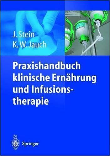 Book Praxishandbuch Klinische Ernahrung Und Infusionstherapie