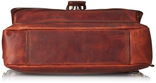 Jost Bolso bandolera, Marrón / marrón claro (Marrón) - 1681-003