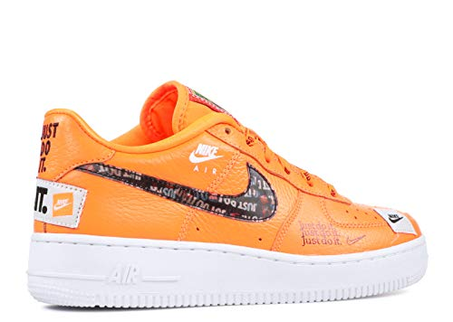 total Force 001 Nike Para white Jdi Orange Multicolor gs Hombre Zapatillas black total Prm 1 Air Orange aawqp7