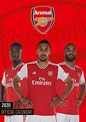 The Official Arsenal F.C. Calendar 2020