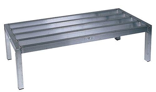 Winholt ALSQ-4-820 Dunnage Rack, Heavy Duty, 20'' Width x 48'' Length x 8'' Height by Winholt
