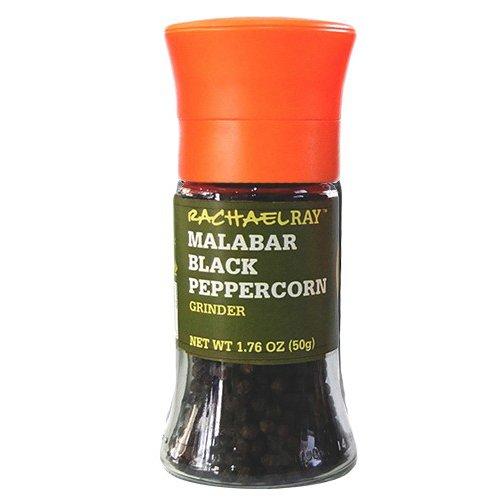 (Rachael Ray Malabar Black Peppercorns Grinders , 1.76-Ounce)