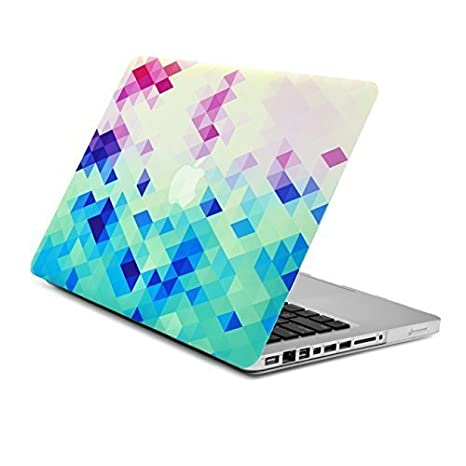 Amazon.com: Unik Case - Carcasa rígida de goma para MacBook ...