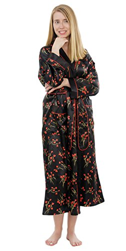 Floral Vintage Robe - 6