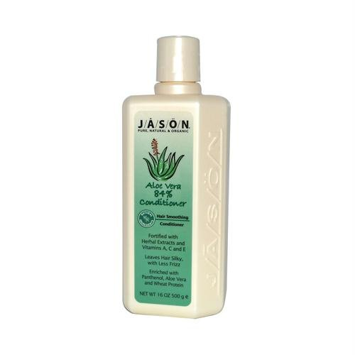 Moisturizing 84% Aloe Vera Conditioner Jason Natural Cosmetics 16 oz ()