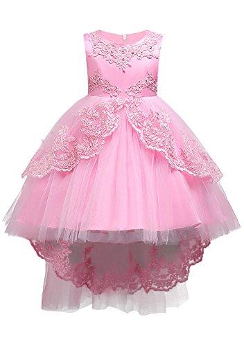 flower girl dresses 10 12 - 3