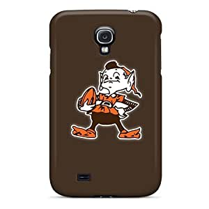 Cleveland Browns 10 On Galaxy S4 Protector Cases Phone Covers