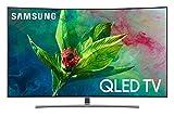 "Samsung QN65Q7CN CURVED 65"" QLED 4K UHD 7 Series Smart TV 2018"