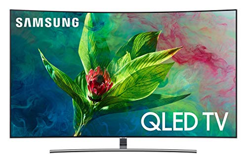 "Samsung 65"" Class LED Curved Q7C Series 2160p Smart 4K UHD TV with HDR QN65Q7CNAFXZA"