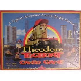 A Tugboat Adventure Around the Big Harbor by Theodore Tugbout