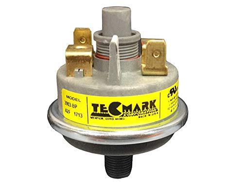Tecmark 3903-BP Pressure Switch for Pool or Spa Heater