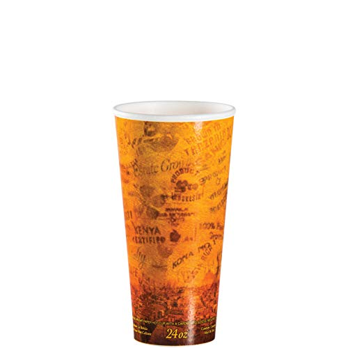 Dart 24U16ESC 24 oz Escape Fusion Cup (Case of 500)
