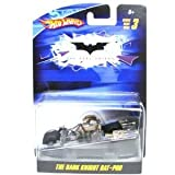 Hot Wheels 1/50 Batman Car The Dark Knight Bat-Pod Diecast Vehicle