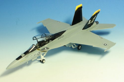 ●【Witty Wings】1/72F/A-18F U.S.NAVY VFA-103 「Jolly Rogers」 スーパーホーネット74470 B003BU860W