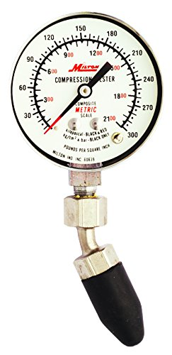 Milton S-1253 Hand Held Compression Tester ()