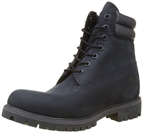 Boot Uomo 6 Timberland Stivali Dark Blu Timberland 6 Sapphire Classici ROqYtcw