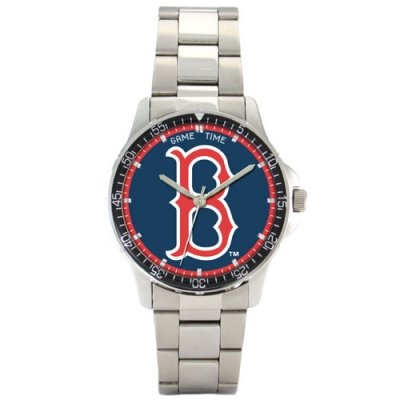 (Boston Red Sox Game Time Coach Series Mens MLB Watch)