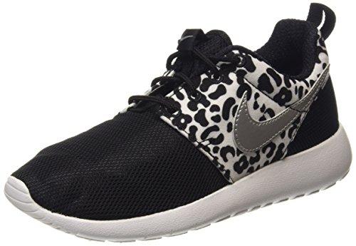 NIKE GS Roshe One Print Running Sneaker (5.5)