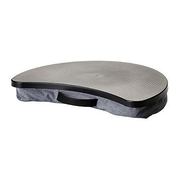 Ikea BYLLAN - Soporte para Ordenador portátil, Flackarp Gris, Negro: Amazon.es: Hogar