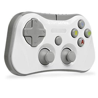 Wireless Gaming Controller Wht
