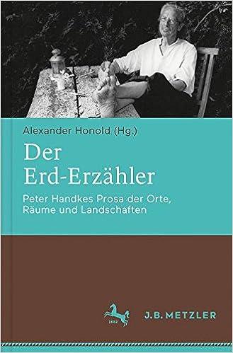 Alexander Honold: Der Erd-Erzähler