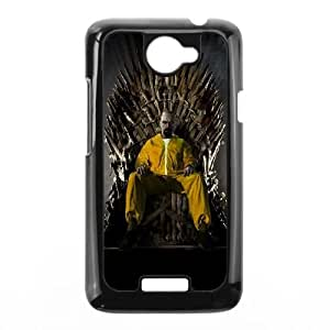 Breaking Bad Throne HTC One X Cell Phone Case Black Pretty Present zhm004_5991968