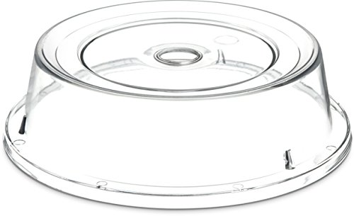 Carlisle 190007 Polycarbonate Plate Cover, 9.37