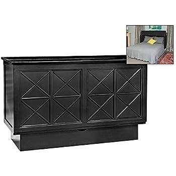 Amazon.com: Arason Enterprises Creden-ZzZ Queen Cabinet Bed in ...