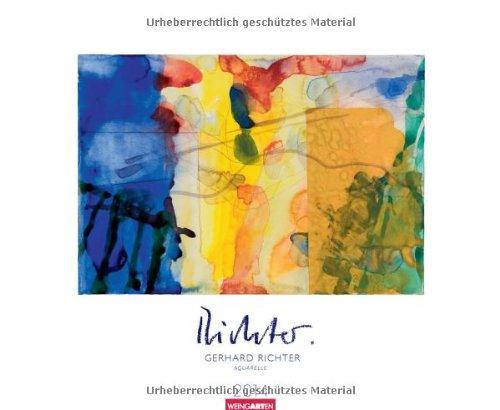 Gerhard Richter Aquarelle 2014