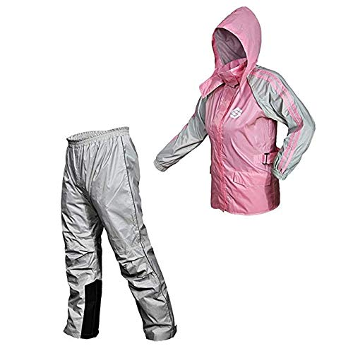 Unisex Raincoat Da Pesca Pioggia Per Donna Giacca Large Belingeya All'aria Antipioggia Camping La dimensione Pantaloni Aperta qTStExO
