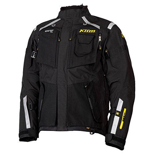 Klim 2017 Redesigned Badlands Motorcycle Jacket MD Black