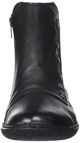 Femme Botines 81 noir Kickers Noir Happli qgH6EE