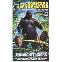 Moebius The Mighty Kogar: Plastic Model Kit