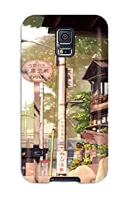 LVH-2982iBgPeYAx Case Cover Protector For Galaxy S5 Girl Anime Other Case