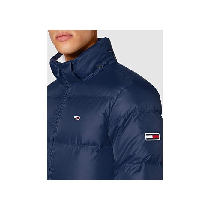 41ajhpqWoQL Tommy Jeans ropa exterior para hombre Este producto se ha producido de forma sostenible 98% Algodón, 2% Elastano