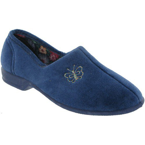 Mirak slip New slippers Damen Blueberry on Bouquet Damen Klassische Outdoor Schuhe dqqO6wCxt