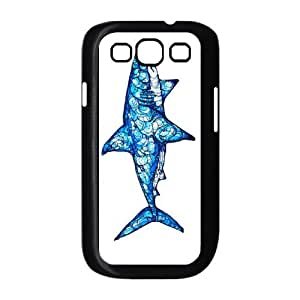 Print Your Own Pictures AXL-364427 Best Cover Case For Samsung Galaxy S3 I9300 Cover Case w/ Shark