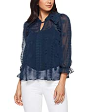Cooper St Women's Maiden Frill Top