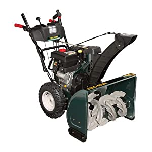 B003VIWNA8_Yard-Man 31AH65LG701 28-Inch 357cc Gas Powered Two Stage Self Propelled Snow Thrower With Electric Start