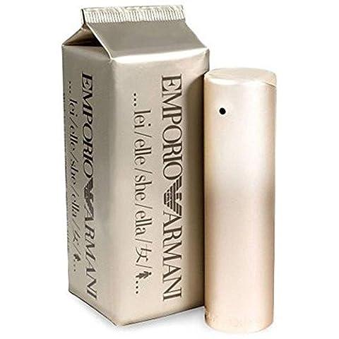 Emporiŏ Armȃni She Perfume for Women 3.4 fl oz Eau De Parfum Spray (Emporio Armani Eau De Toilette)