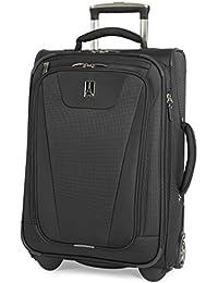 Maxlite 4 International Expandable Rollaboard Suitcase, Black