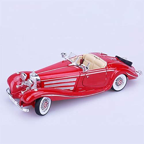 100% garantía genuina de contador rojo JXJJD JXJJD JXJJD Modelo De Coche 1 18 Modelo De Coche De Aleación De Simulación, Tamaño  28.9X10.6X7.4CM (Color   rojo)  tienda en linea