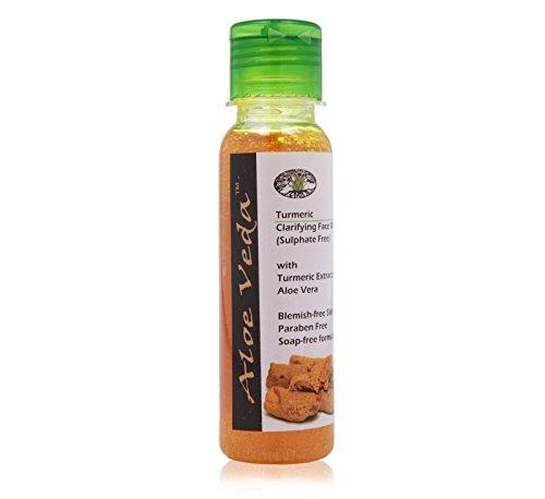 Aloe Veda Turmeric Clarifying Face Wash  - Aloe Turmeric Face Wash Shopping Results