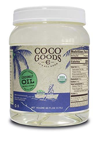 CocoGoods Vietnam Single Origin Organic Cold Pressed