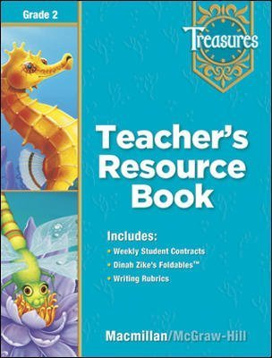 Macmillan McGraw Hill Treasures Grade 2 Teacher's Resource Book