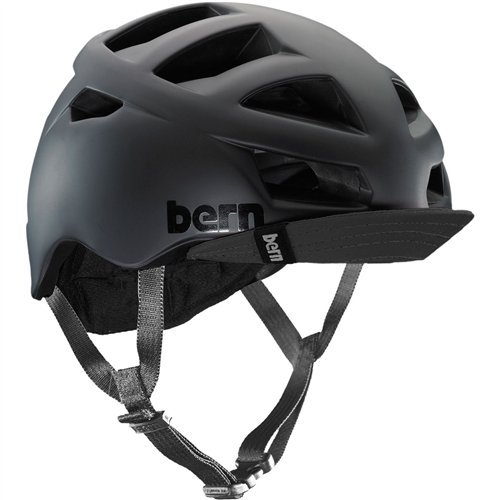 Bern 2016 Men's Allston Summer Bike Helmet w/ Visor