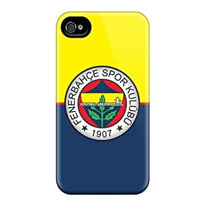 Excellent Iphone 4/4s Case Tpu Cover Back Skin Protector Fenerbahce1
