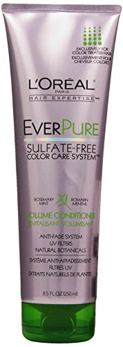 L'Oréal Paris EverPure sans sulfate système Color Care Volume Conditioner, 8,5 Fluid Ounce