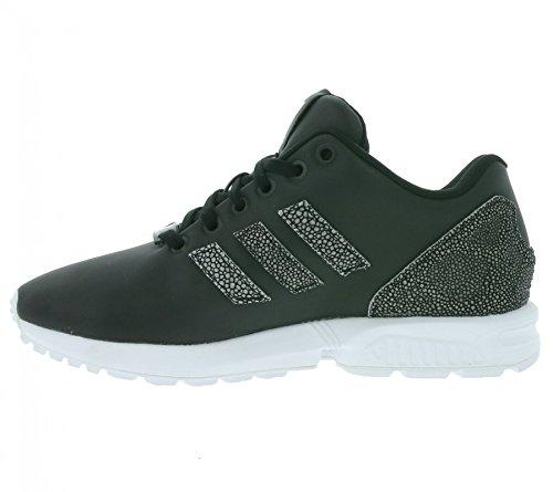 Schwarz Adidas de mujer ZX para Zapatillas Flux running 0qnTCwS0